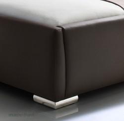 Weißes Bett 180X200 mit gut stil für ihr haus ideen